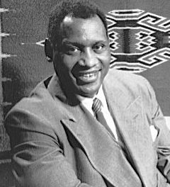 """Paul Robeson: """"Our Beloved Pauli"""""""