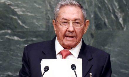 Raul Castro at the UN