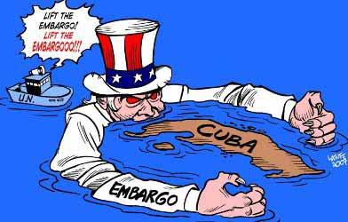 Cuban Civil Society Condemns U.S. Blockade