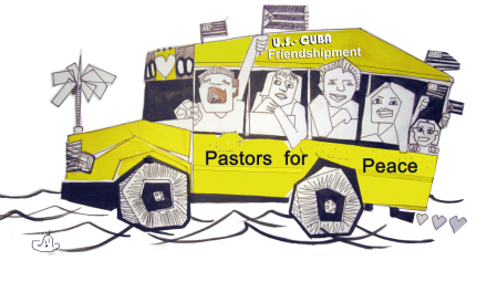 US Persecutes IFCO/Pastors for Peace Humanitarian Organization
