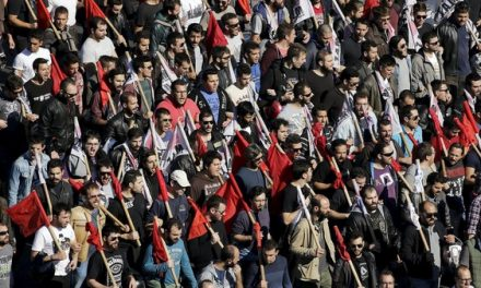 The People Speak: General Strike in Greece