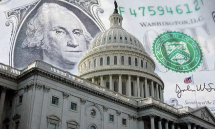 Fivefold Rise in Dark Money