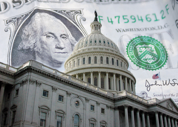 Fivefold Rise in Dark Money