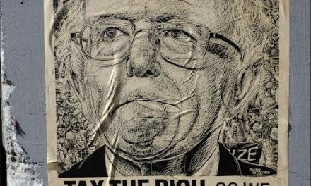 Sanders Supporters Need to Split or Get Off the Pot