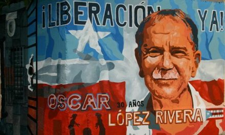 Oscar Lopez Rivera Must Be Free
