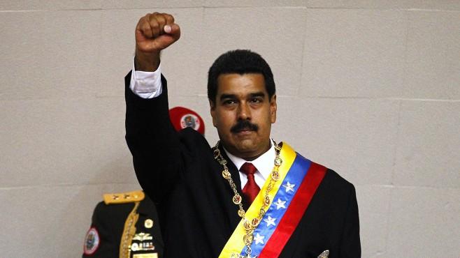 "Nicolás Maduro:  ""Resist and Advance"""