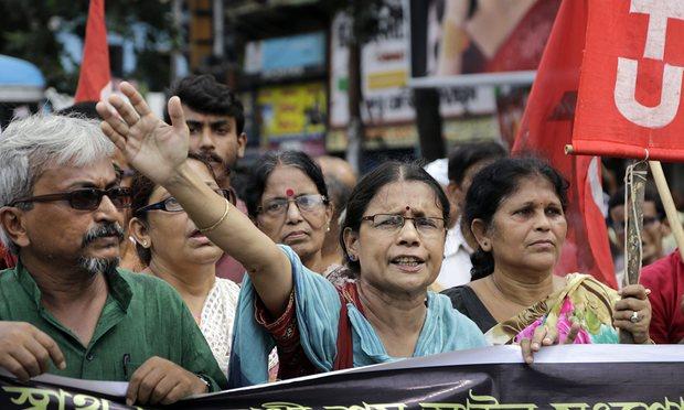 Historic, Gigantic General Strike in India on September 2
