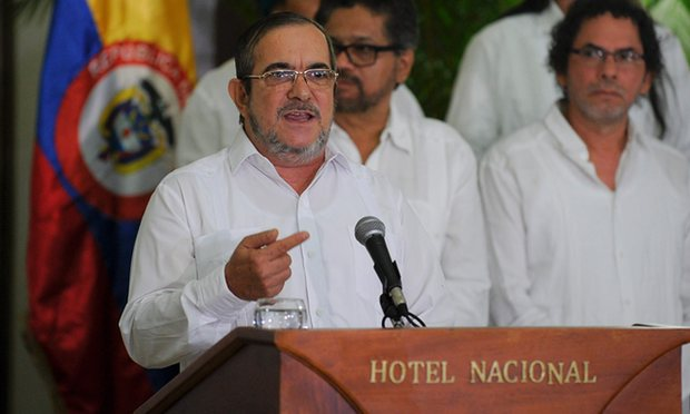 Colombian Communists Speak Out on Peace Agreement