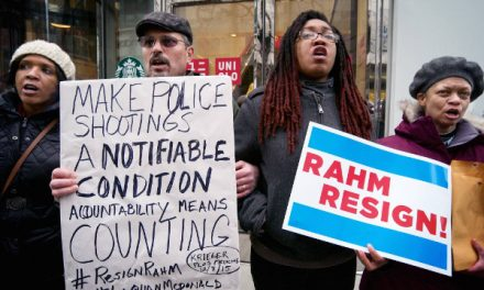 Chicagoans Push for Community Control of  Police