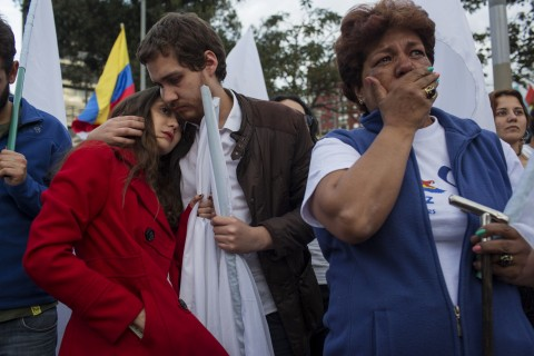 Jostling Inside Colombia's Ruling Class Leads to Peace-Accord Debacle