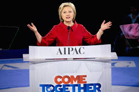 Leaked Clinton Emails Show Donors Drive Clinton's Pro-Israel Positions