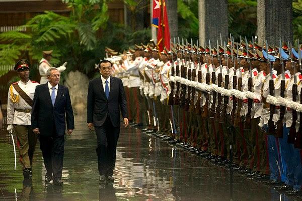 Cuba Diversifies Its Risk