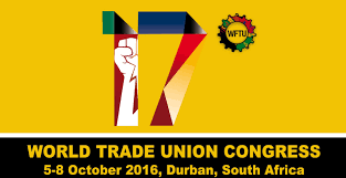 A Young Working-Class Leader Speaks: WFTU, Durban, South Africa