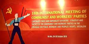 Appeal of the 18th International Meeting of Communist and Workers' Parties