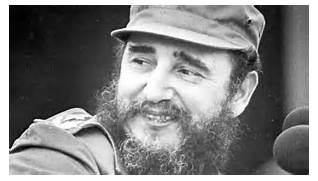 A Eulogy for Fidel