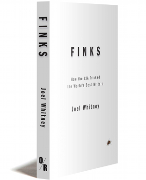 Review of  Finks: How the CIA Tricked the World's Best Writers