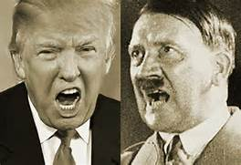 First Two Months in Power: Hitler versus Trump