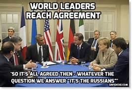 The Politics Behind 'Russia-gate'