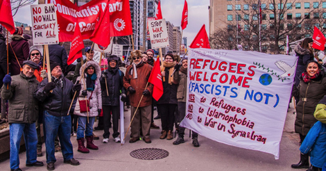 Canadian Communists: Unite to Stop the Right