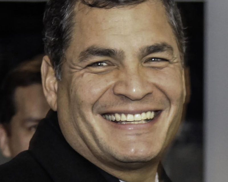 Ecuador's Accomplishments under Ten Years of Rafael Correa's Citizen's Revolution