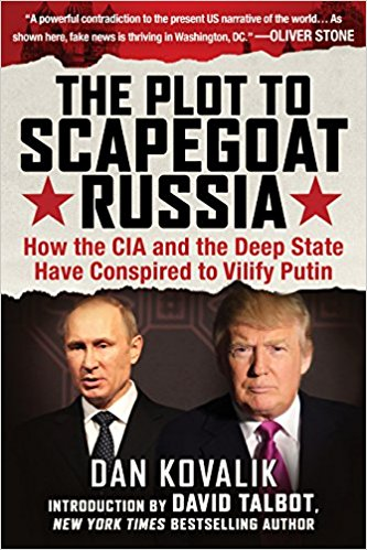 Out Soon: The Plot to Scapegoat Russia