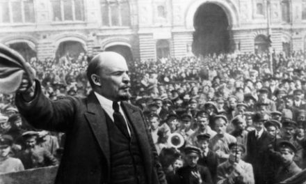 From the Classics: Lenin on War and Revolution