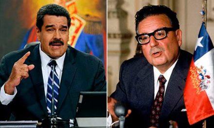 Script For Plans To Destroy Bolivarian Revolution Was Written In Washington