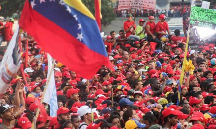 Trust the People with Defending the Revolution: Venezuelan Communists
