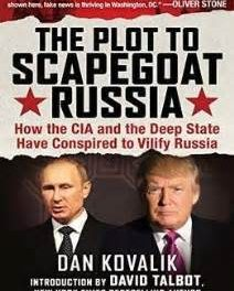 Book Review: The Plot to Scapegoat  Russia