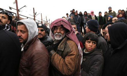Half a Million Syrians Return Home as Syrian Government Liberates More Areas