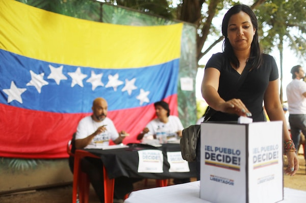 Q & A on the  National Constituent Assembly in Venezuela