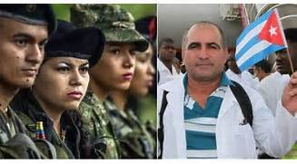 Former FARC Combatants Leave Bogota to Study Medicine in Cuba (Eng.; Esp.)