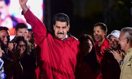 Trump Talks 'Military Options', Imposes More Sanctions as Chavistas Gain Upper Hand