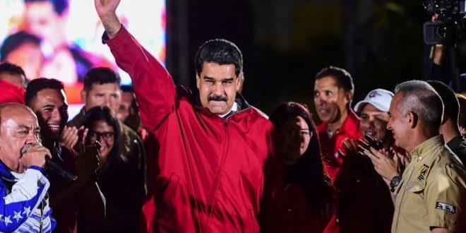 Trump Talks 'Military Options', Imposes More Sanctions as Chavistas Gain Upper Hand
