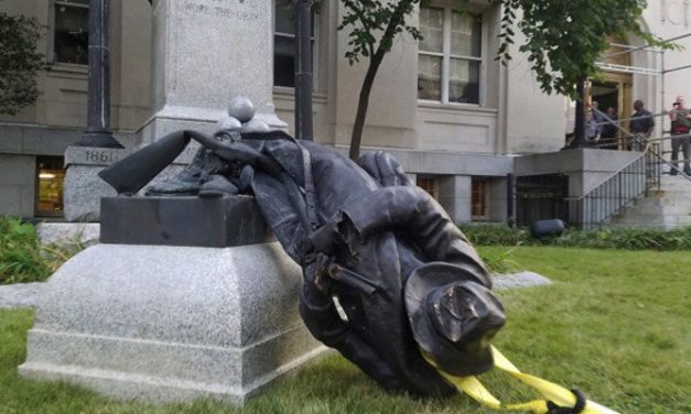 Confederate Monuments? Blacks Should Not Become Uncle Sam's Clean-Up Crew