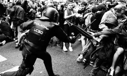 Condemn Spain's Repression of Catalonia – Defend the National Right to Self-Determination