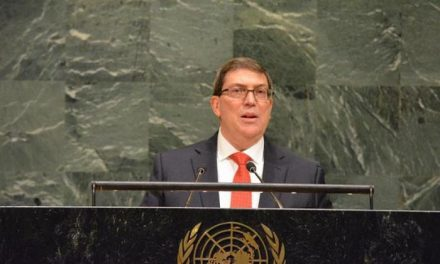 In UN General Assembly, Cuba Blasts US Blockade