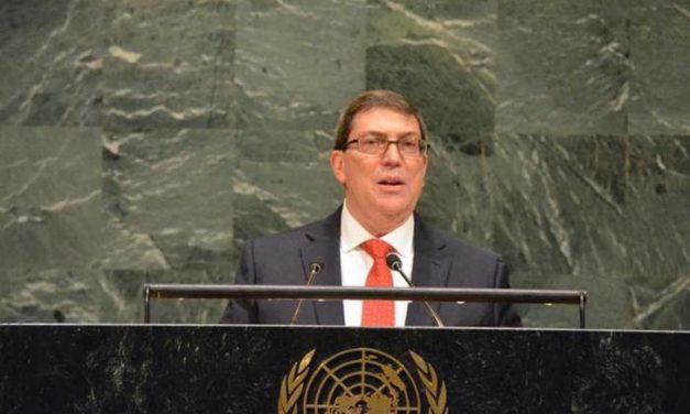 In UN General Assembly, Cuba Blasts US Blockade