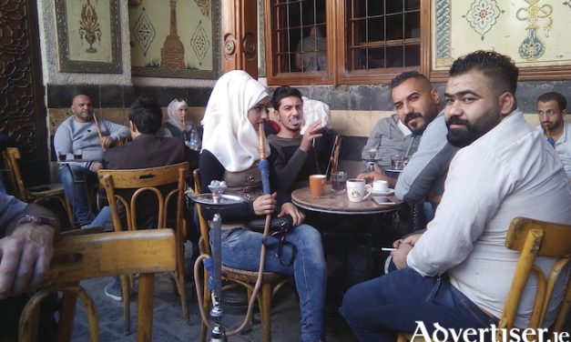 A Journey to  Syria and Its Resilient People