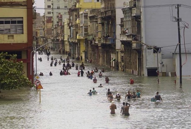 Matching Fund for Cuba Hurricane Relief Raised  to $11,000