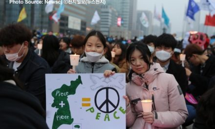 South Korean Progressives to Washington: Support Peace Talks and Halt the War Exercises