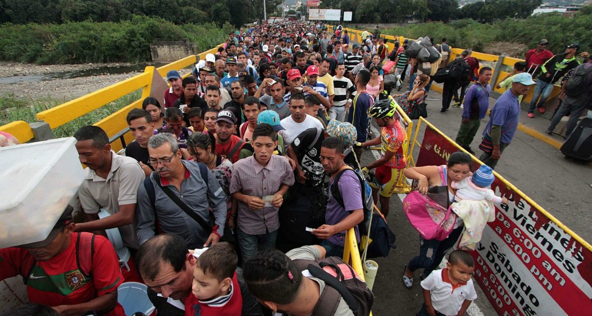 Exonerating the Empire in Venezuela