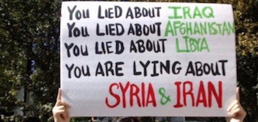 Syria and Press Propaganda