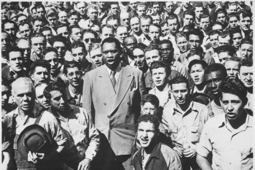 Paul Robeson: Activist, Communist, and Spokesperson for the Oppressed of the Earth