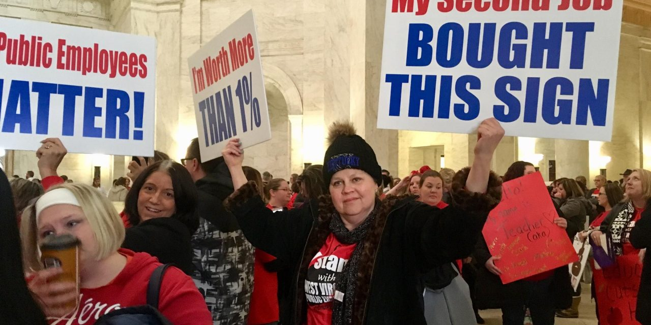 The West Virginia Teachers' Strike