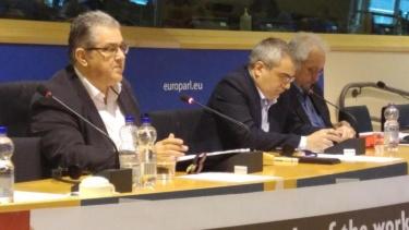 KKE at the European Communist Meeting
