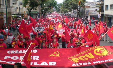 CP Venezuela: Increasing Class Struggle for a Revolutionary Way out of the Crisis