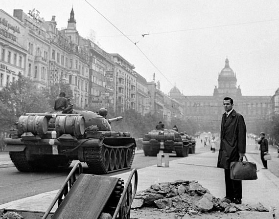 The 1968 Prague Spring: Counterrevolution