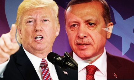 On the Rising Tension between the US and Turkey
