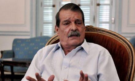 Top Cuban Diplomat Defends Nicaragua, Venezuela